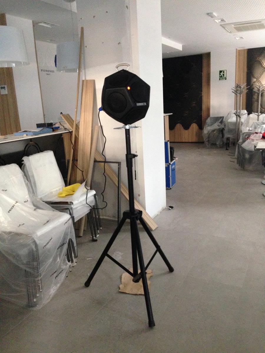 Auditoria acústica Jaén