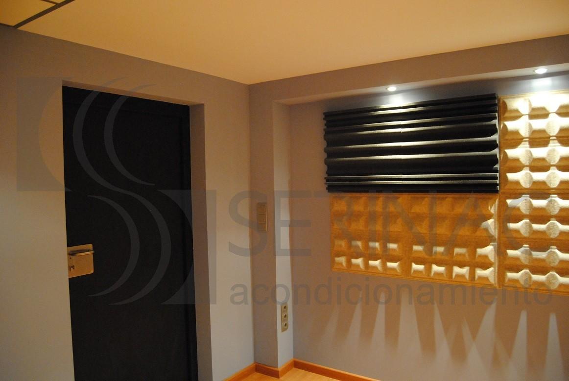 materiales acústicos Alicante
