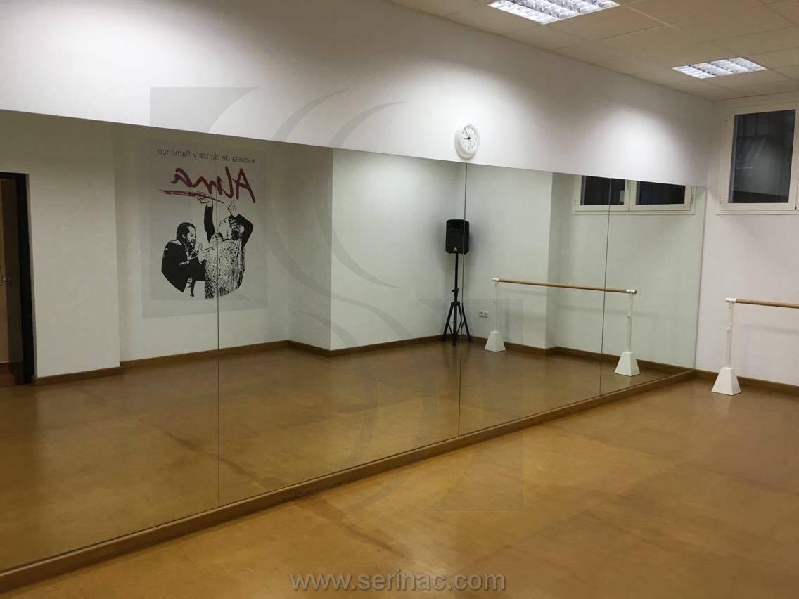 insonorización escuela de danza y flamenco Alma
