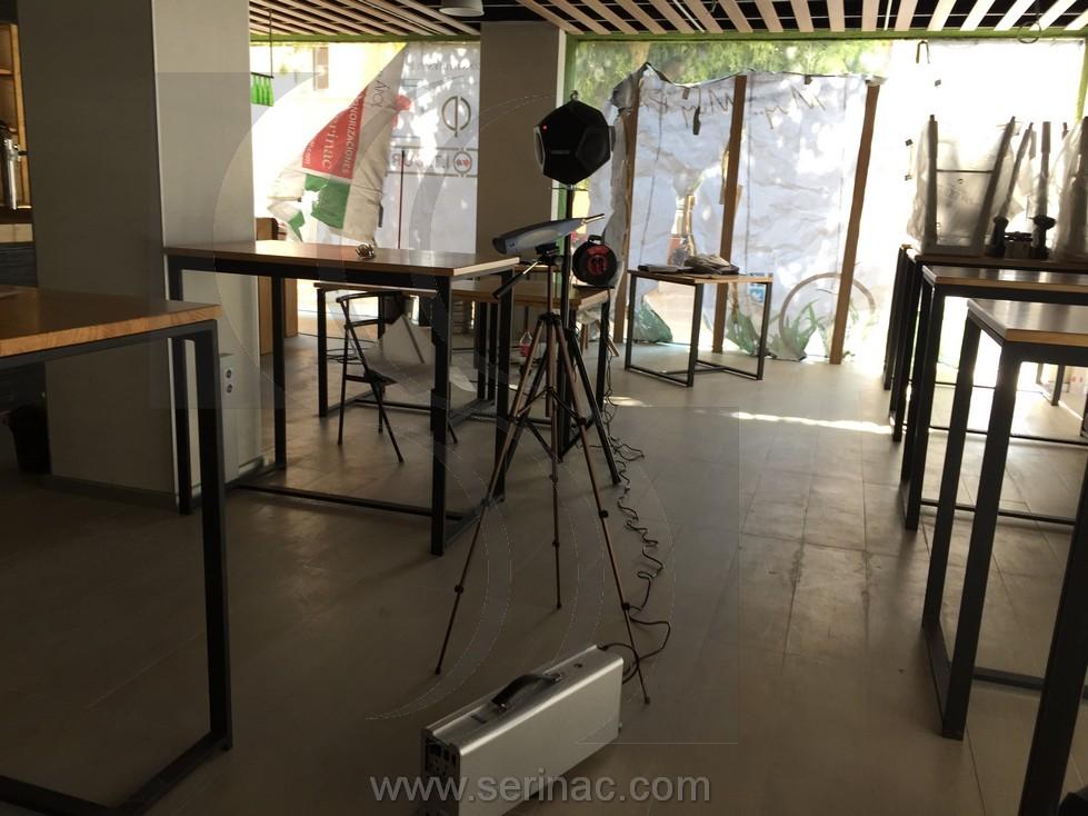 Auditoria acústica Granada