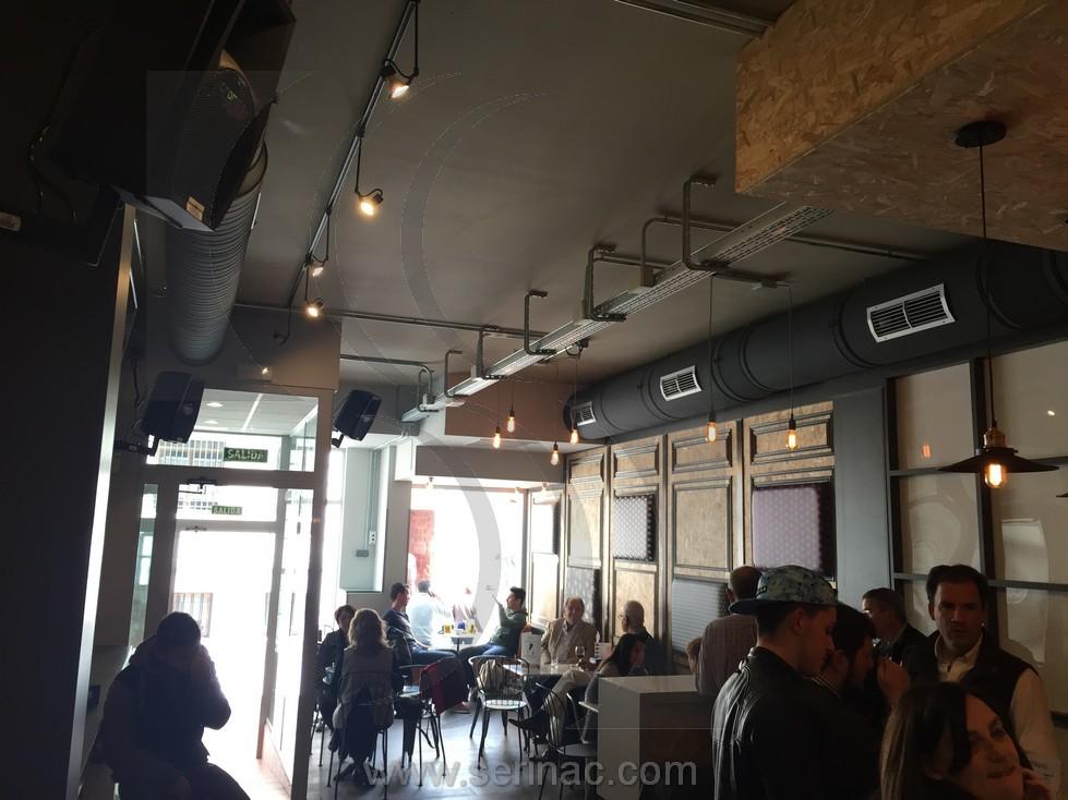 aislamiento acústico restaurante