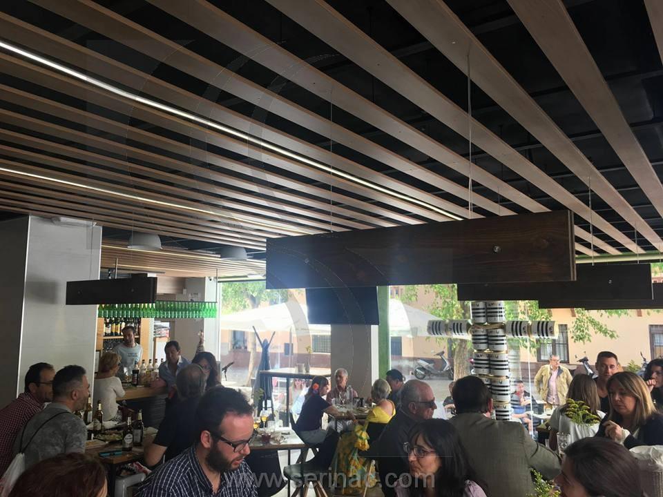 Insonorización restaurante Granada