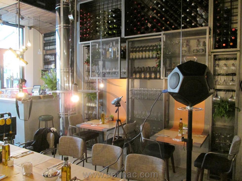 Insonorización restaurante Madrid