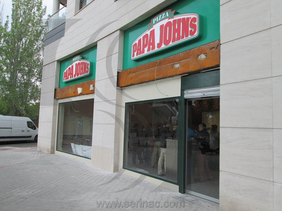 Auditoría acústica pizzeria Madrid