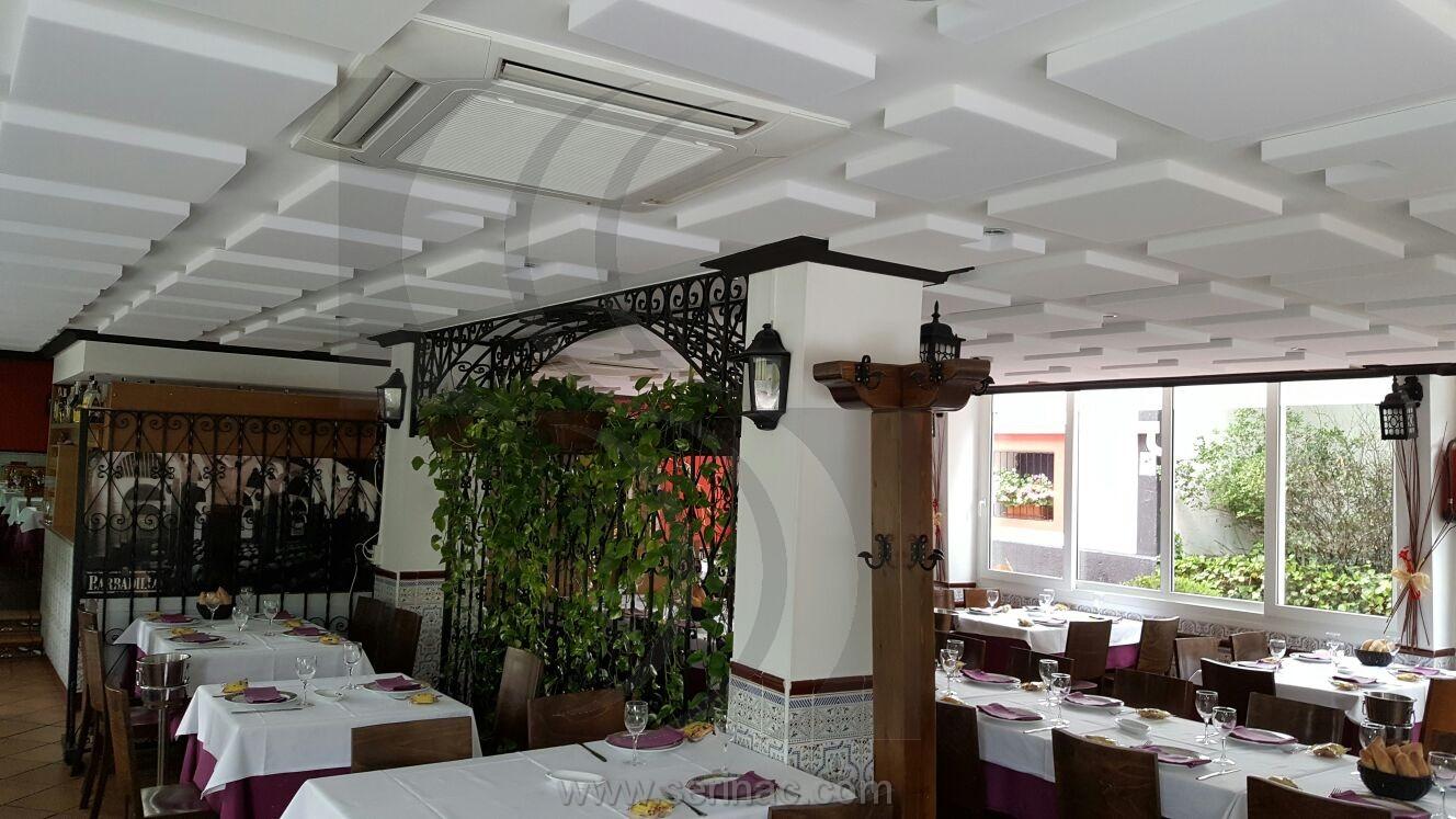 Ruidos restaurante