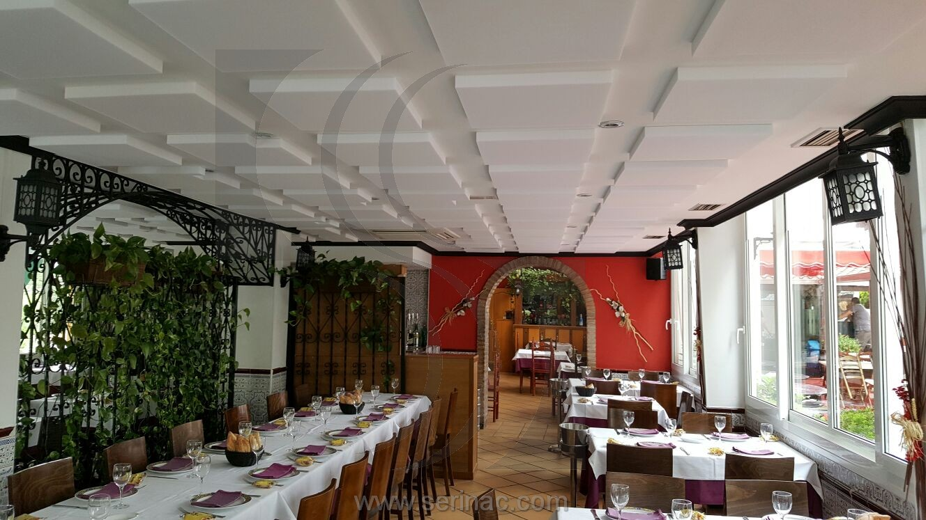 insonorizar restaurante madrid