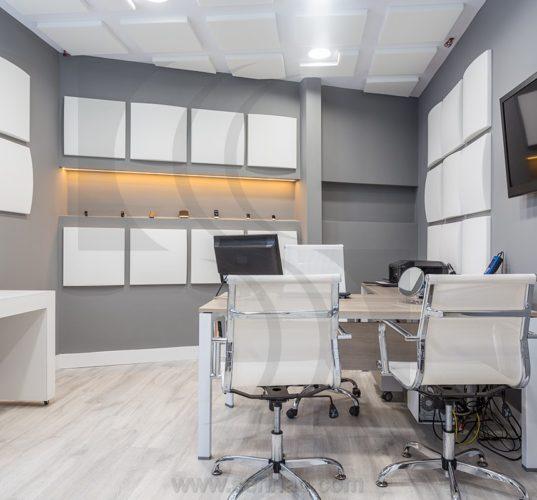 Sala de audiometría