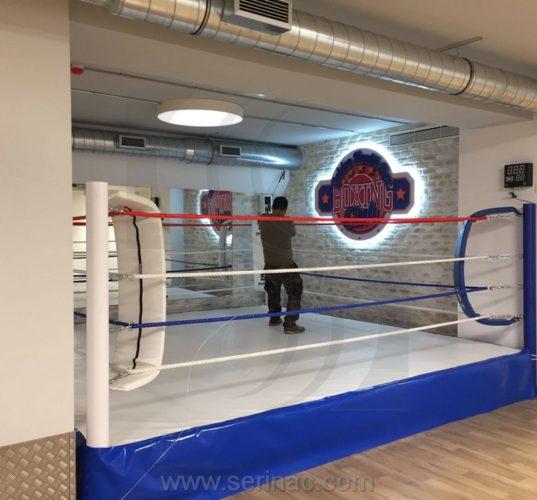 Insonorización gimnasio crossfit