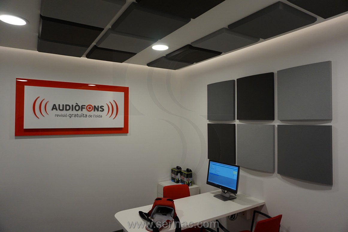 sala audiometría