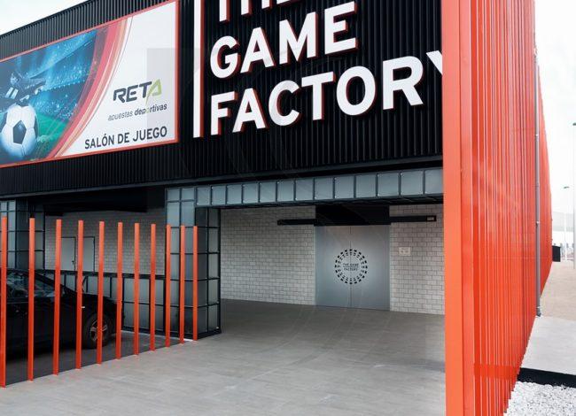 Salones de juegos