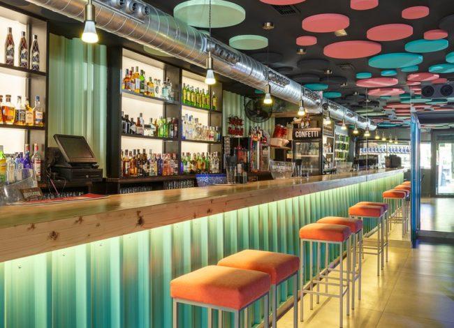 Circulos acústicos pub Alicante