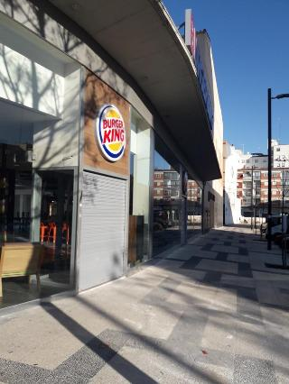 Insonorización Burger King